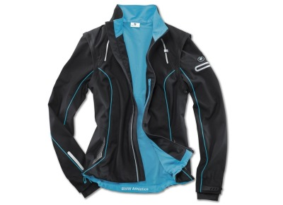 Женская куртка BMW Athletics Performance Functional Jacket, ladies, Ocean Blue