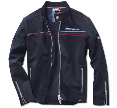 Мужская куртка BMW Motorsport Soft Shell Jacket, men, Team Blue