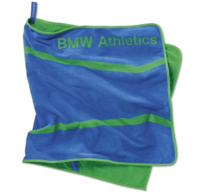 Спортивное полотенце BMW Athletics Sports Towel, Royal Blue