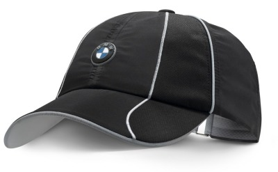 Бейсболка BMW Athletics Sports Cap, unisex, Black