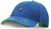 Бейсболка BMW Athletics Sports Cap, unisex, Royal Blue