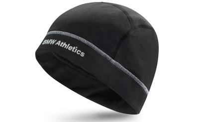 Шапка унисекс BMW Athletics Sports Beanie, unisex, Black