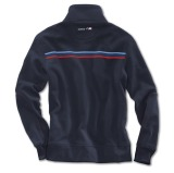 Мужская куртка BMW Motorsport Sweat Jacket, men, Team Blue, артикул 80142285844