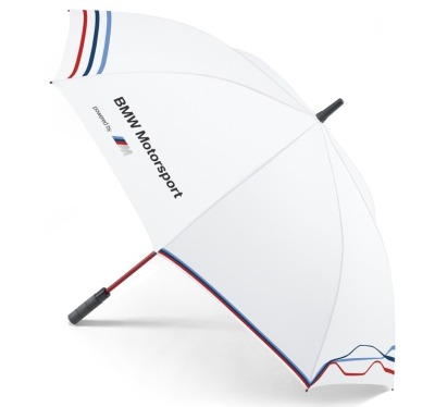 Зонт-трость BMW Motorsport Umbrella White