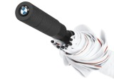Зонт-трость BMW Motorsport Umbrella White, артикул 80232285873