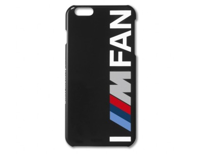 Крышка BMW для Apple iPhone 5/5S, Motorsport I ///M FAN Mobile Phone Case, Black