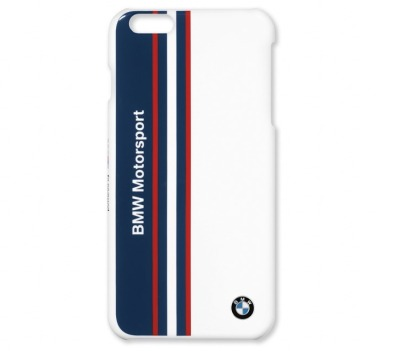 Крышка BMW для Samsung Galaxy S4, Motorsport Mobile Phone Case, White
