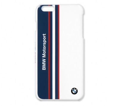 Крышка BMW для Apple iPhone 5/5S, Motorsport Mobile Phone Case, White
