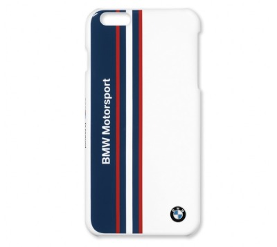 Крышка BMW для Apple iPhone 6, Motorsport Mobile Phone Case, White