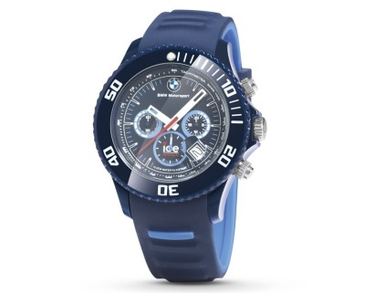 Часы BMW Motorsport ICE Watch Chrono, Blue/Light Blue