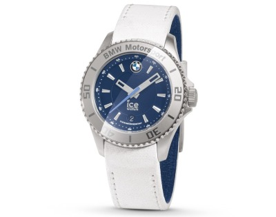 Часы BMW Motorsport ICE Watch Steel, Unisex, White/Blue