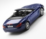 Модель Mercedes-Benz SL-Class, Cavansite Blue, Scale - 3 inch, артикул B66960181