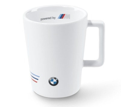Чашка BMW Motorsport Coffee Mug White