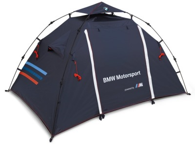 Палатка BMW Motorsport Tent, Black Blue