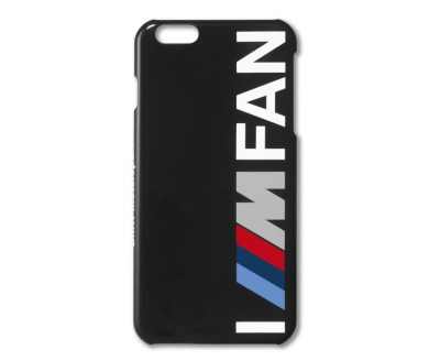 Крышка BMW для Apple iPhone 5C Motorsport I ///M FAN Mobile Phone Case, Black