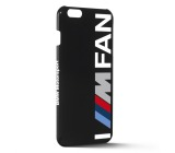 Крышка BMW для Apple iPhone 5C Motorsport I ///M FAN Mobile Phone Case, Black, артикул 80282357967