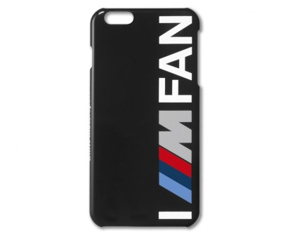 Крышка BMW для Apple iPhone 6 Motorsport I ///M FAN Mobile Phone Case, Black