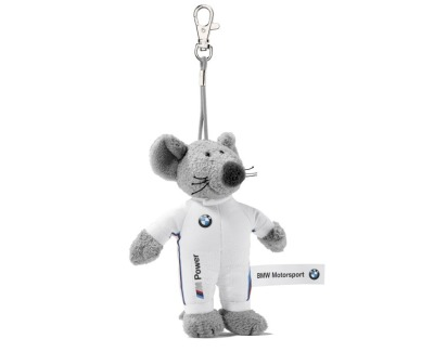 "Брелок BMW Motorsport Key Ring Pendant ""Victor"""