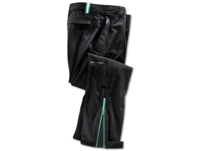 Мужские брюки BMW Golfsport Rain Pants, men, Black