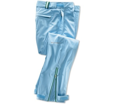 Женские брюки BMW Golfsport Rain Pants, ladies, Aqua