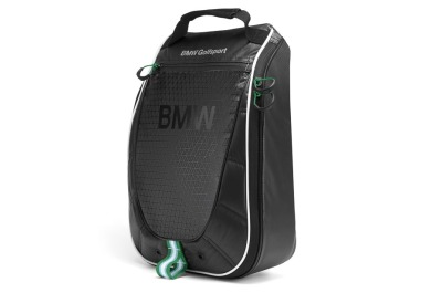 Сумка для обуви BMW Golfsport Shoe Carry Bag, Black