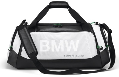 Спортивная сумка BMW Golfsport Bag, Black/White