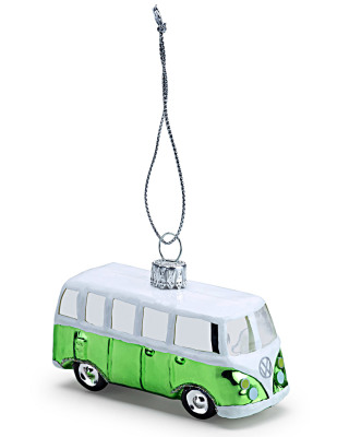 Елочная игрушка Volkswagen Decoration Christmas Bauble Camper