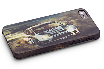 Чехол Volkswagen iPhone 5 case WRC, Motorsport