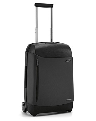 Чемодан на колесиках Audi Cabin trolley case, black/grey, Samsonite