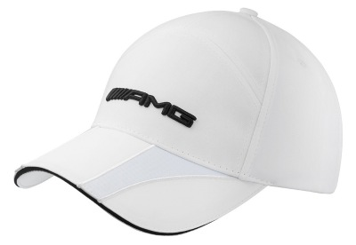 Женская бейсболка Mercedes-Benz Women's Baseball Cap, AMG, White