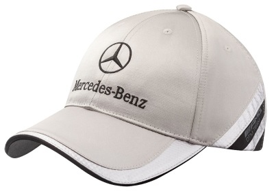 Бейсболка Mercedes-Benz Baseball Cap, DTM, Silver-coloured