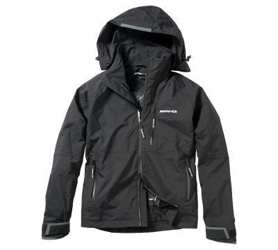 Мужская куртка Mercedes Men's functional jacket, AMG Selection, Black