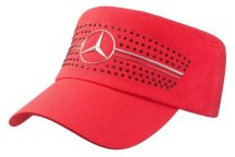 Женская кепка Mercedes-Benz Women's cap, Coral