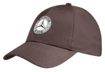 Мужская бейсболка Mercedes-Benz Men's cap, Classic, Brown