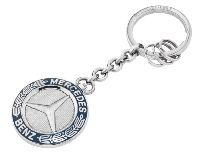 Брелок для ключей Mercedes-Benz Key ring, Classic, Vintage Star
