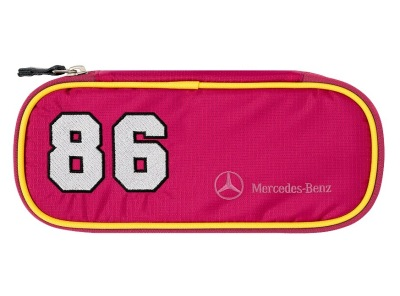 Детский пенал Mercedes-Benz Pencil case, Kids, Pink-Yellow