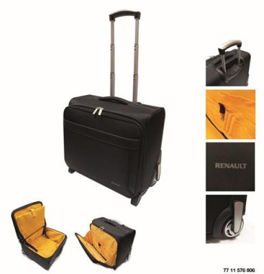 Чемодан Renault Suitcase, Black