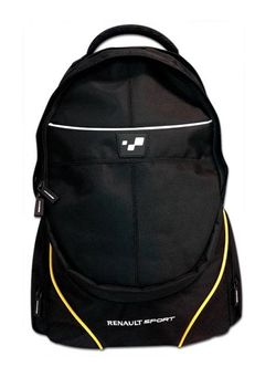 Рюкзак Renault Sport Backpack, Black