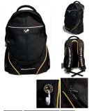 Рюкзак Renault Sport Backpack, Black, артикул 7711576427