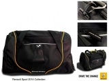 Спортивная сумка Renault Sport Bag, Black, артикул 7711576428