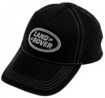 Бейсболка Land Rover Logo Baseball Cap Black