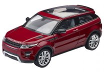 Модель автомобиля Range Rover Evoque 3 Door, Scale 1:24, Firenze Red