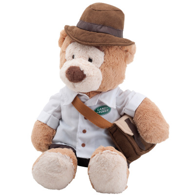 Мягкая игрушка Land Rover Adventure Bear, Light Brown