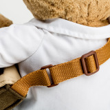 Мягкая игрушка Land Rover Adventure Bear, Light Brown, артикул LRAVENTUREBEAR