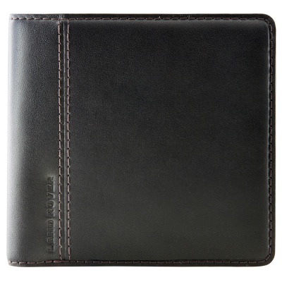 Кожаный кошелек Land Rover Leather Wallet, Black
