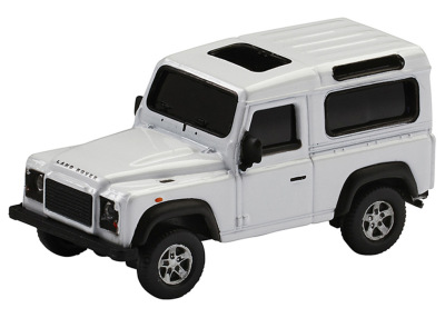 Флешка Land Rover Defender USB Data Stick, White