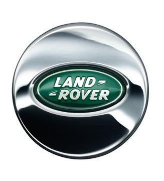 Крышка ступицы колеса Land Rover Wheel Centre Cap Polished Finish