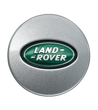 Крышка ступицы колеса Land Rover Wheel Centre Cap Sparkle Silver, 2018