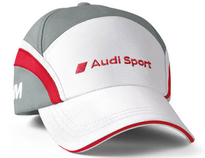 Бейсболка команды Audi DTM Team Cap Grey