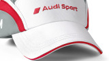 Бейсболка команды Audi DTM Team Cap Grey, артикул 3131201200